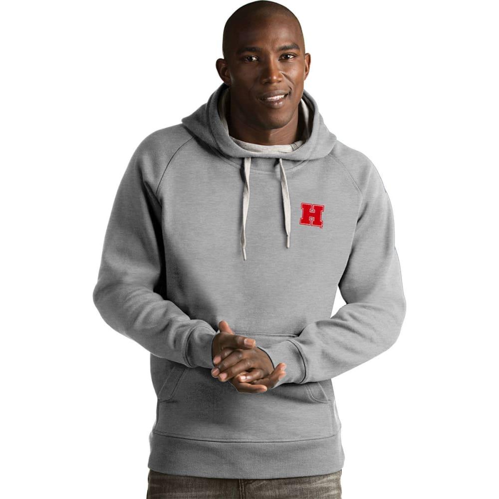 Harvard Men's Victory Pullover Hoodie - Black, M