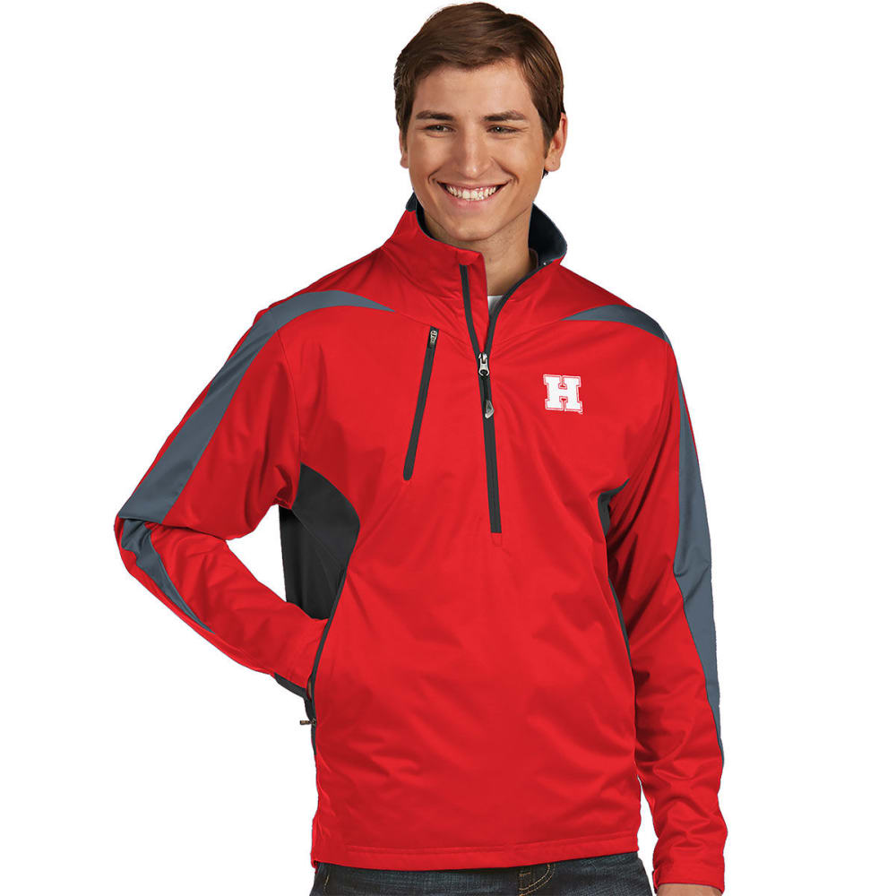 HARVARD Men's Discover Jacket - RED