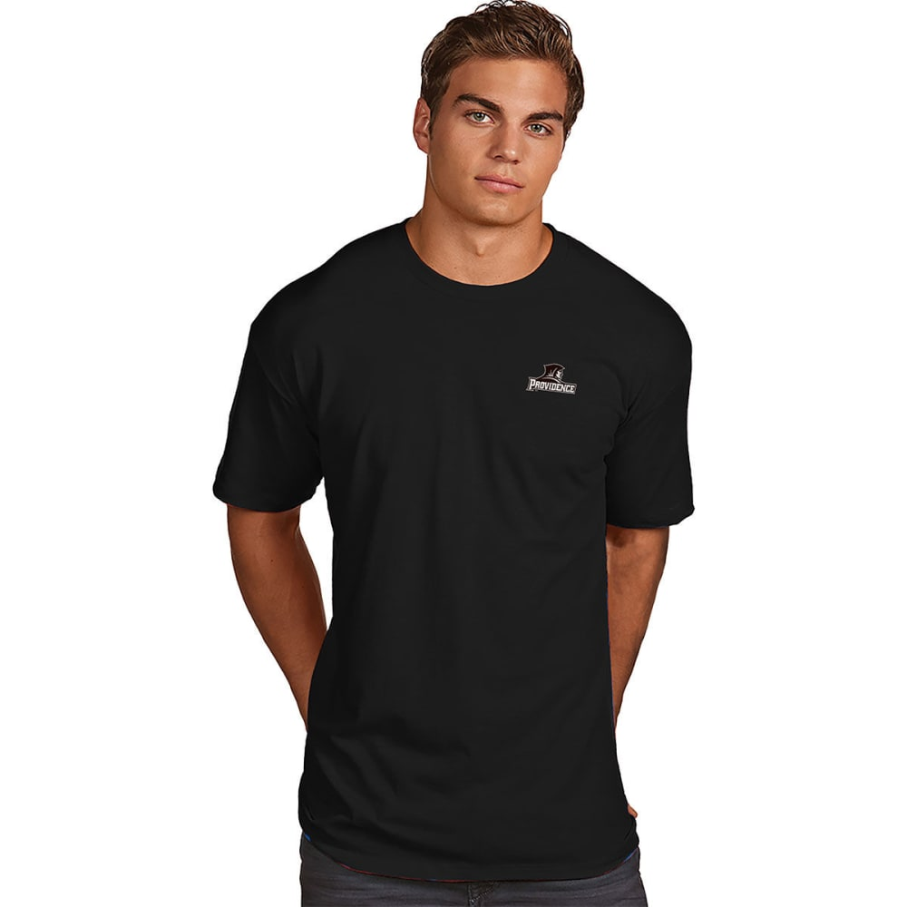 PROVIDENCE COLLEGE Men's Superior Short-Sleeve Tee - BLACK