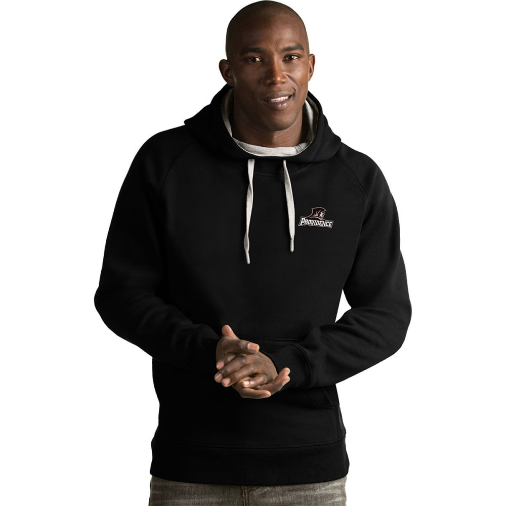 Providence College Men's Victory Pullover Hoodie - Black, M