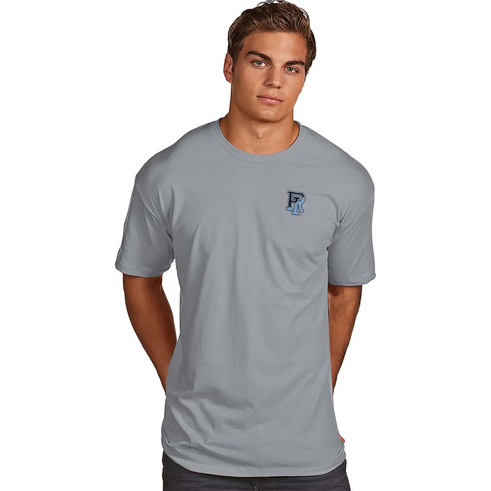 University Of Rhode Island Men's Superior Short-Sleeve Tee - Black, M