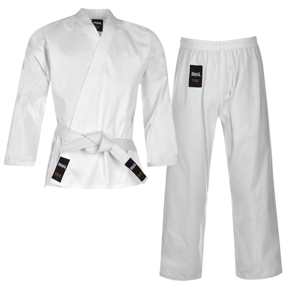 LONSDALE Youth Karate Uniform 7-8X
