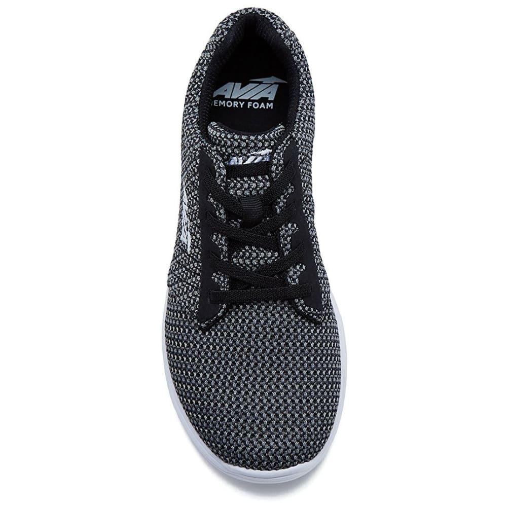 AVIA Women's Avi-Solstice Running Shoes, Black/White - BLACK