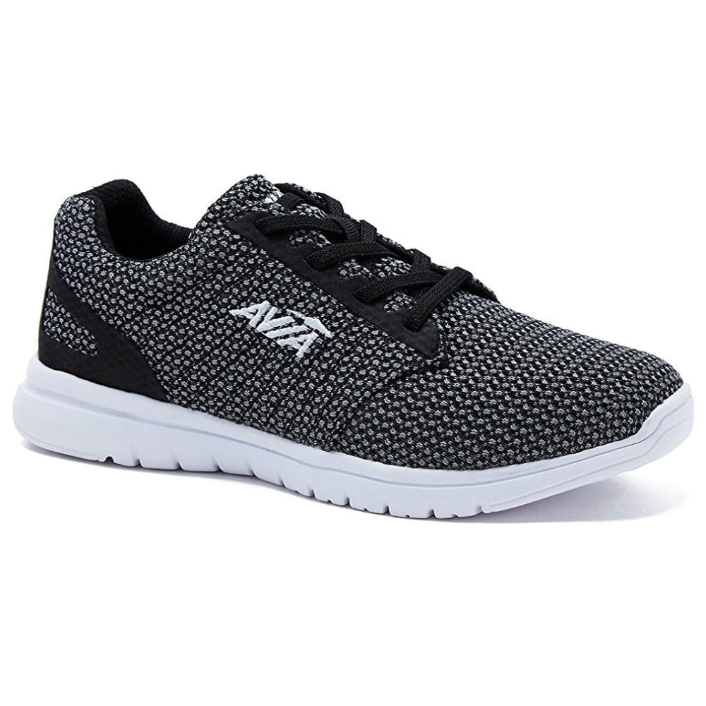 Avia Women's Avi-Solstice Running Shoes, Black/white