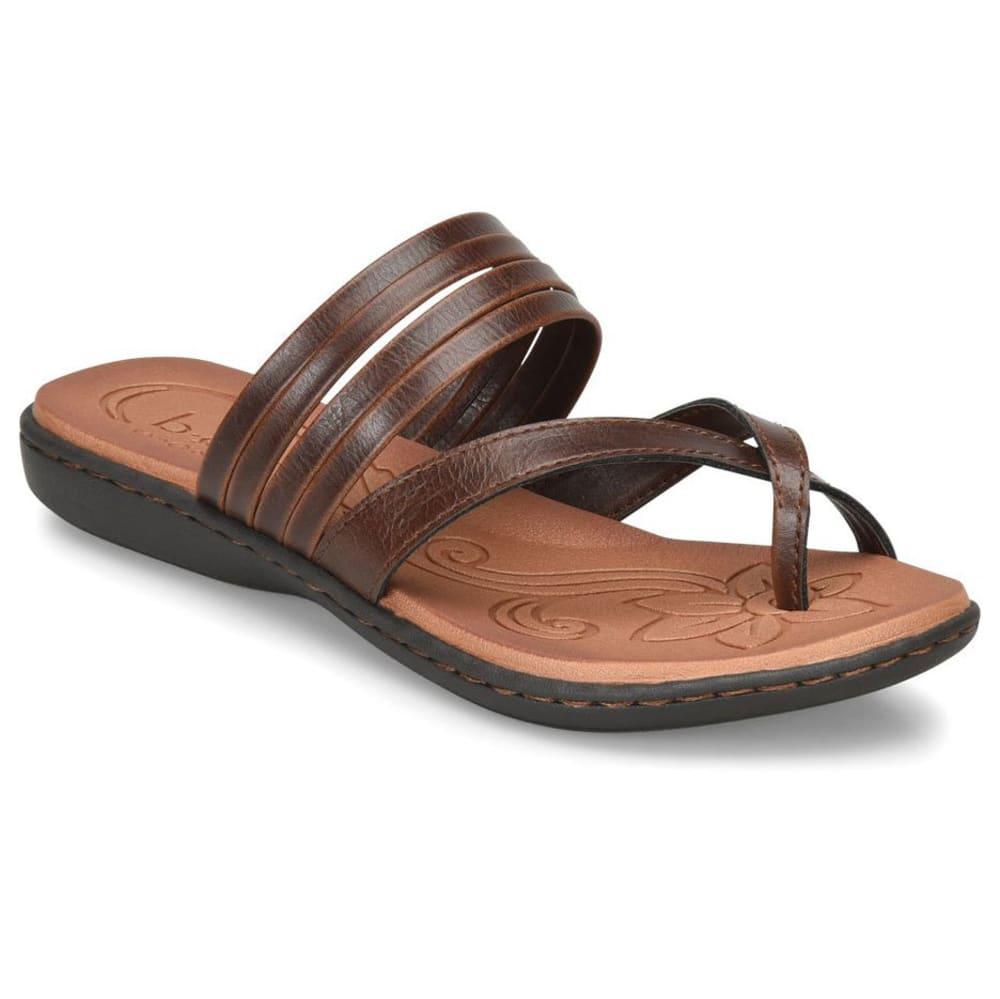 B.O.C. Women's Alisha Slide Sandals - COFFEE-Z40123