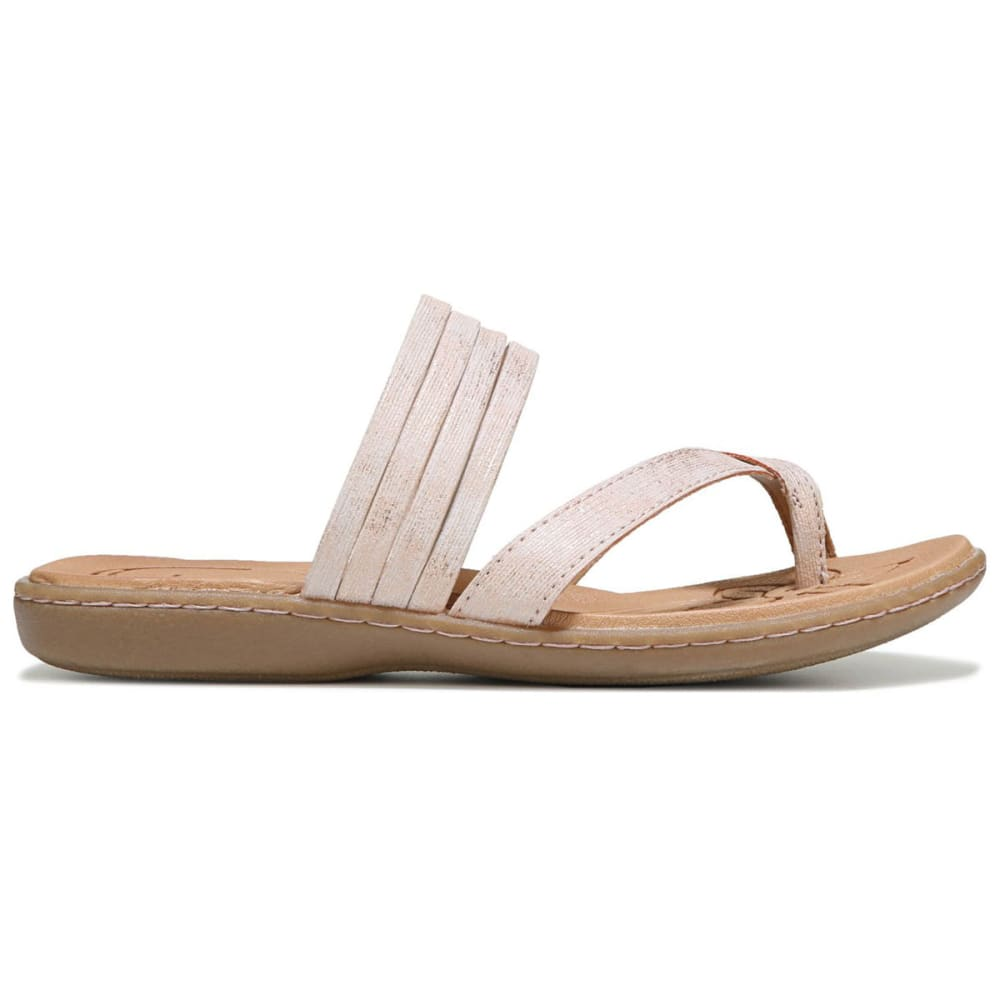 B.O.C. Women's Alisha Slide Sandals - ROSE GOLD-Z40112