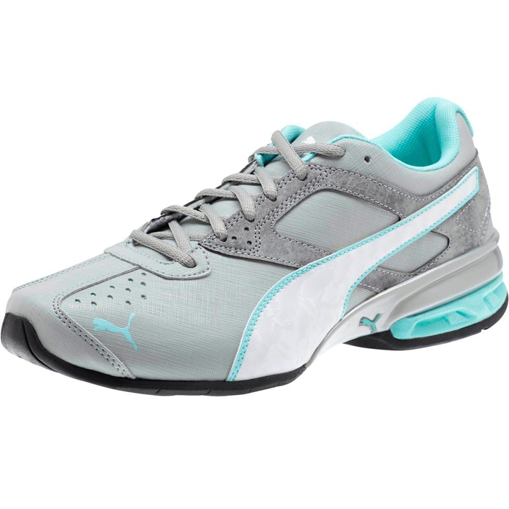 Puma Women's Tazon 6 Accent Sneakers - Black, 6