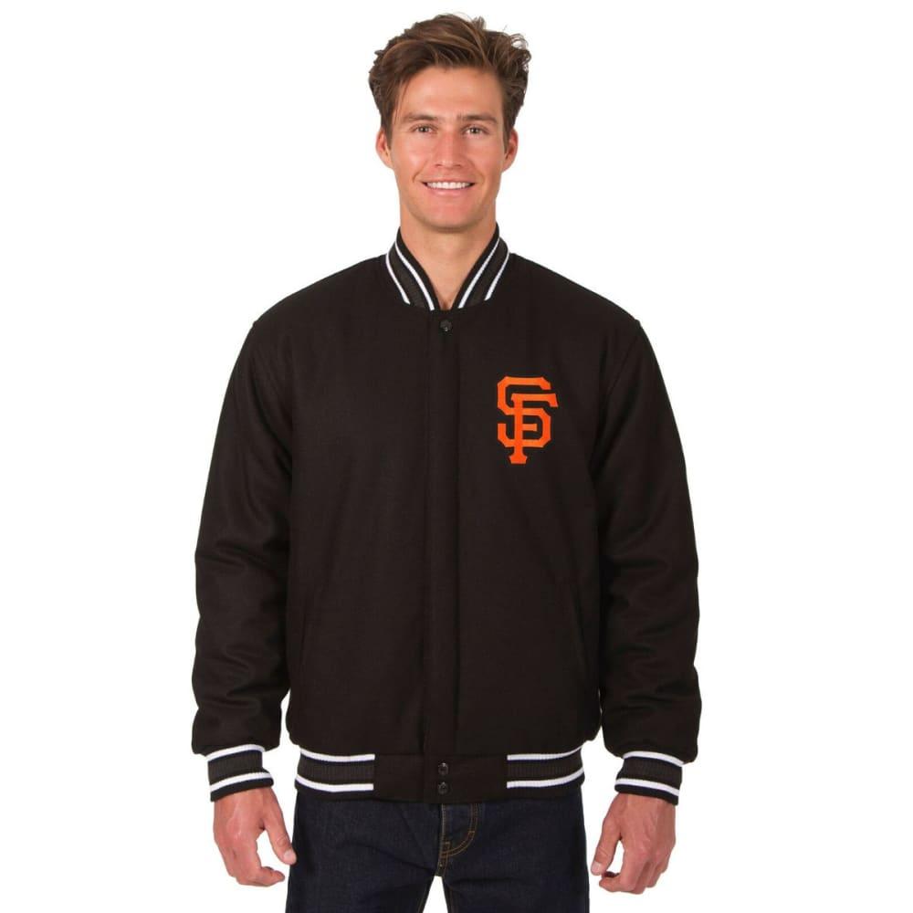 SAN FRANCISCO GIANTS Men's Reversible Wool Jacket S