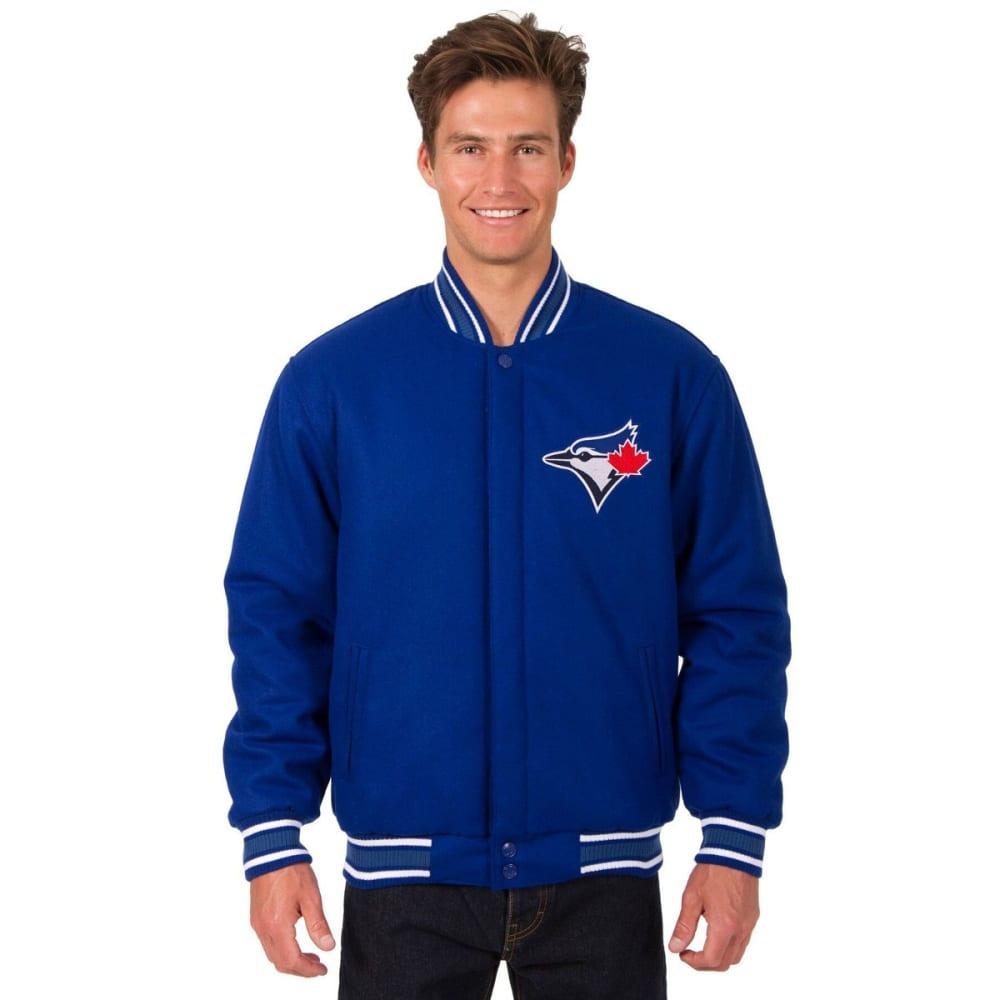 TORONTO BLUE JAYS Men's Reversible Wool Jacket S