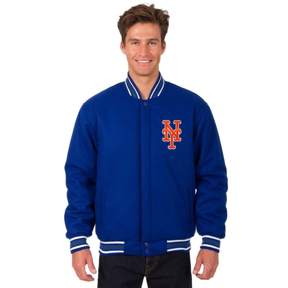 NEW YORK METS Men's Reversible Wool Jacket S
