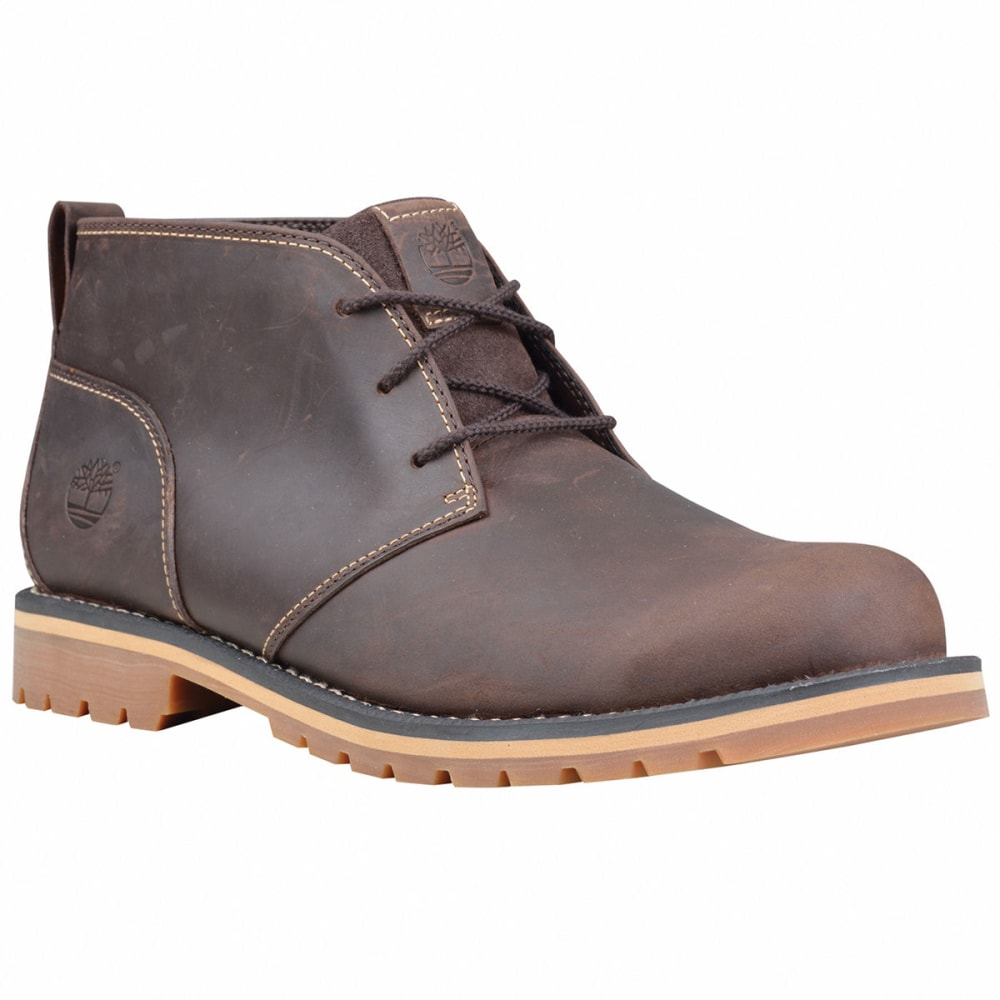 TIMBERLAND Men's Grantly Low Chukka Boots, Dark Brown 8