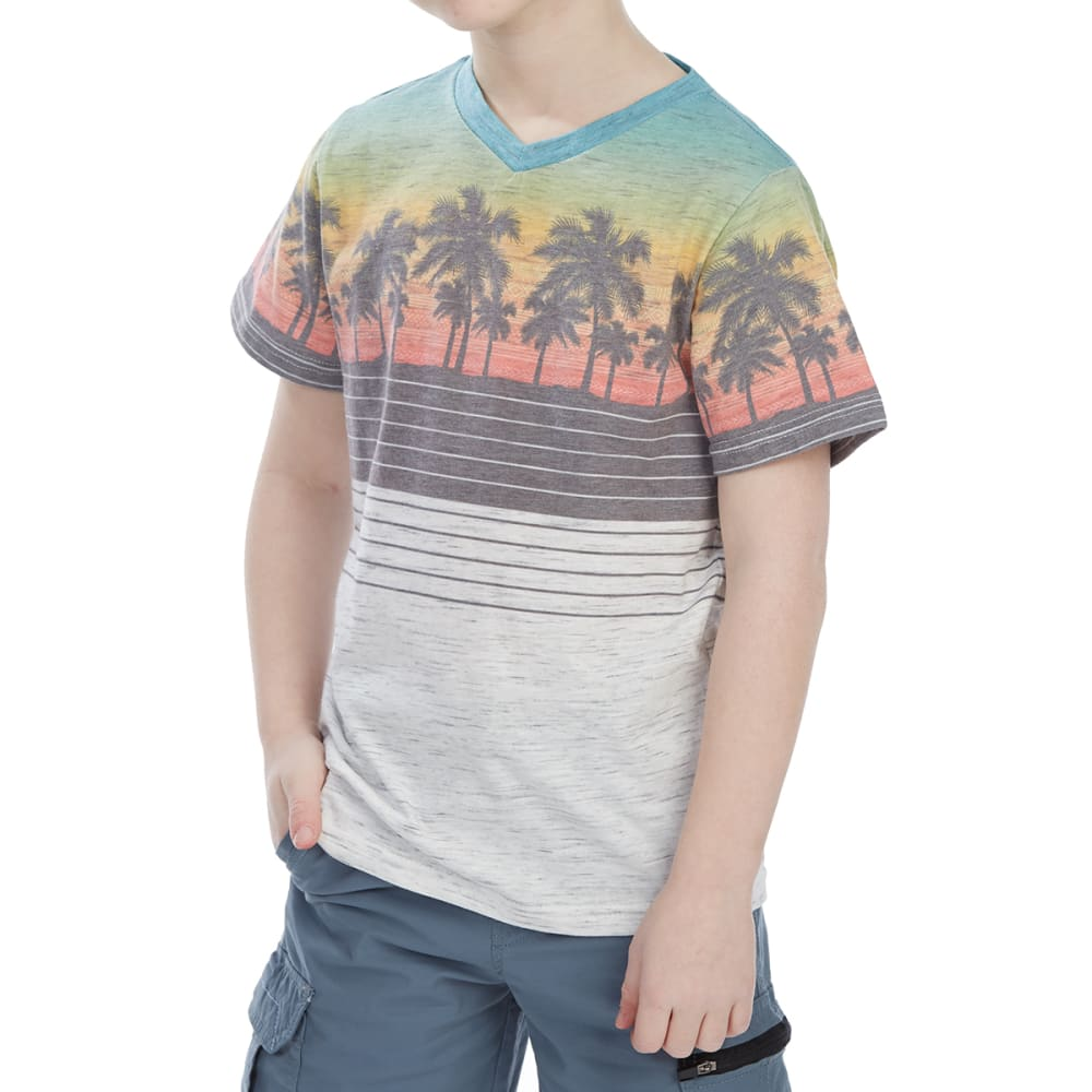 OCEAN CURRENT Little Boys' Destination Short-Sleeve Tee - WHITE