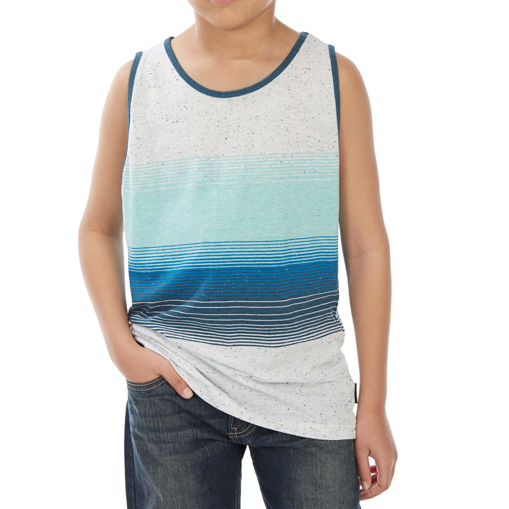 Ocean Current Big Boys' Tackle Tank Top - Green, L