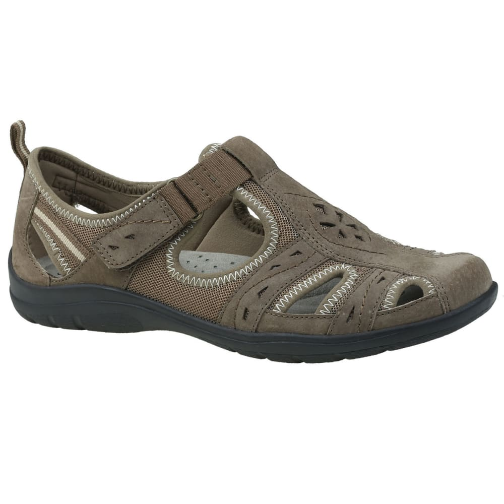Earth Origins Women's Taye Casual Slip-On Shoes - Brown, 6.5