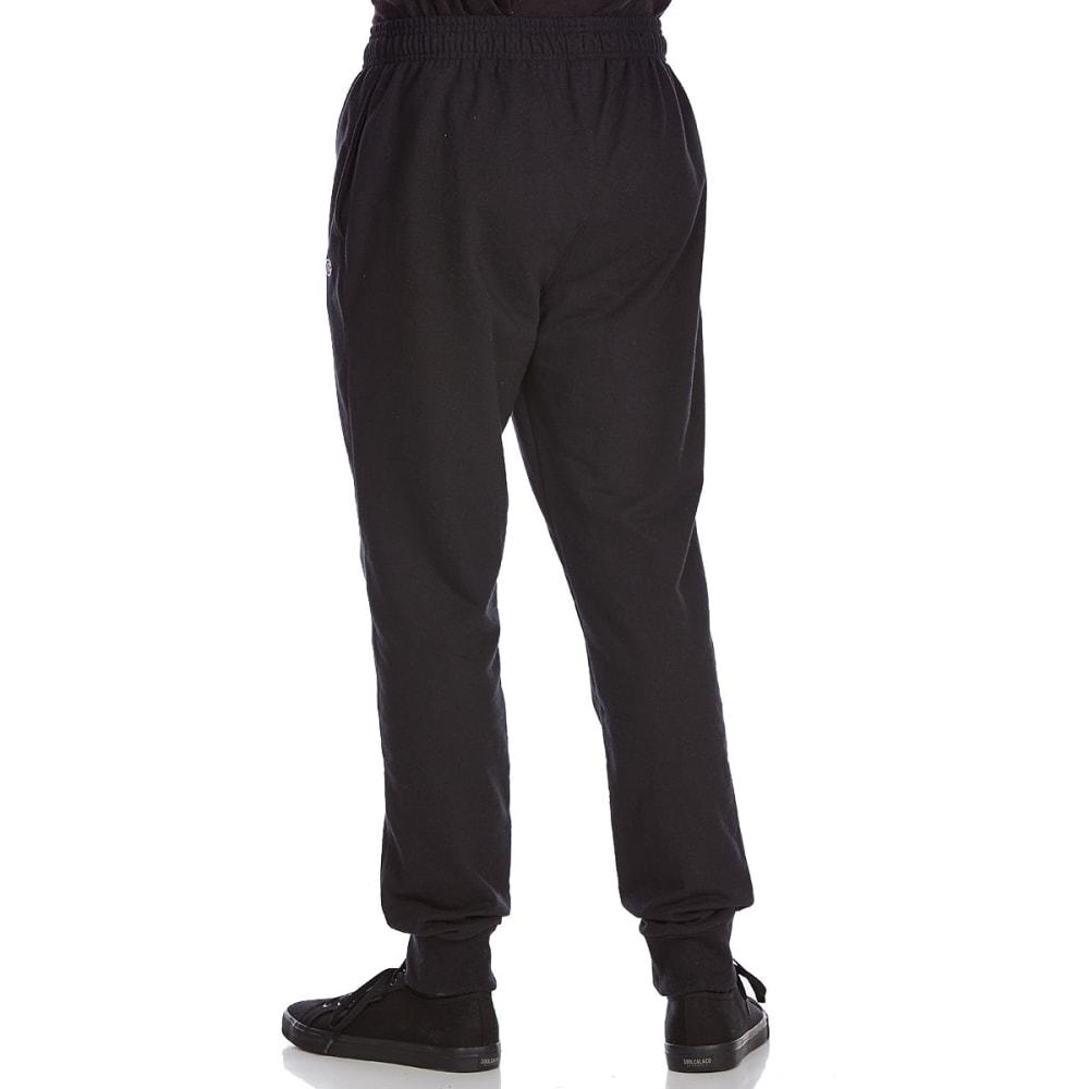 CHAMPION Men's French Terry Jogger Pants - BLACK D/300