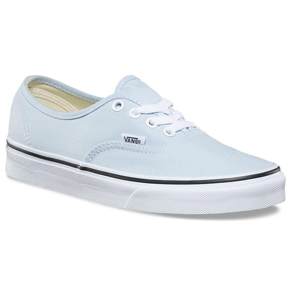 VANS Unisex Authentic Sneakers - BABY BLUE