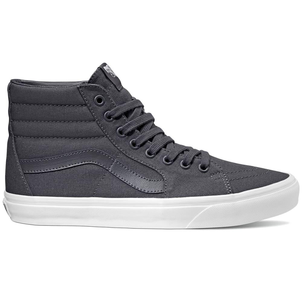 VANS Men's Sk8-Hi Mono Canvas Sneakers - ASPHALT