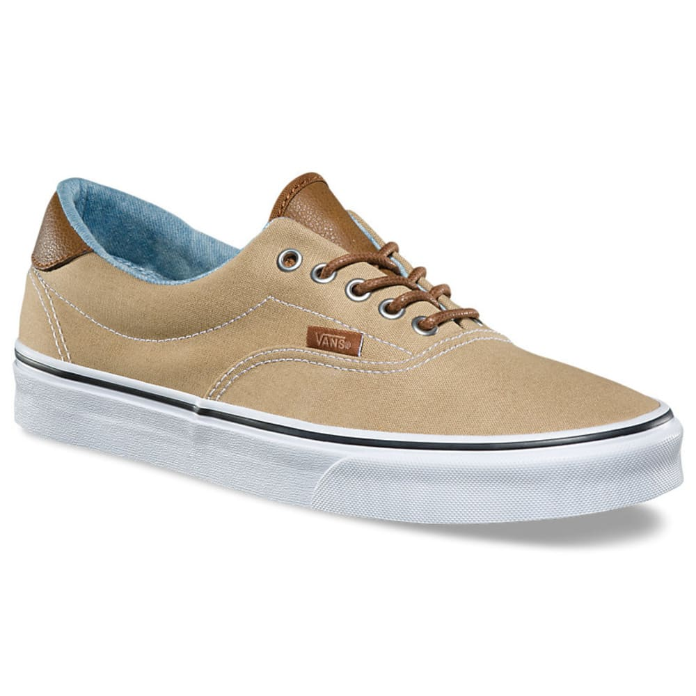Vans Unisex Era 59 Skate Shoes - Yellow, 8