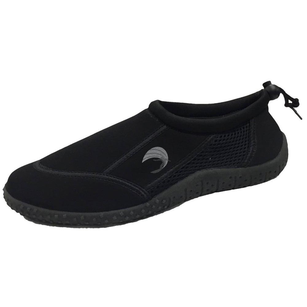 ISLAND SURF Boys' Splash Water Shoes - BLACK