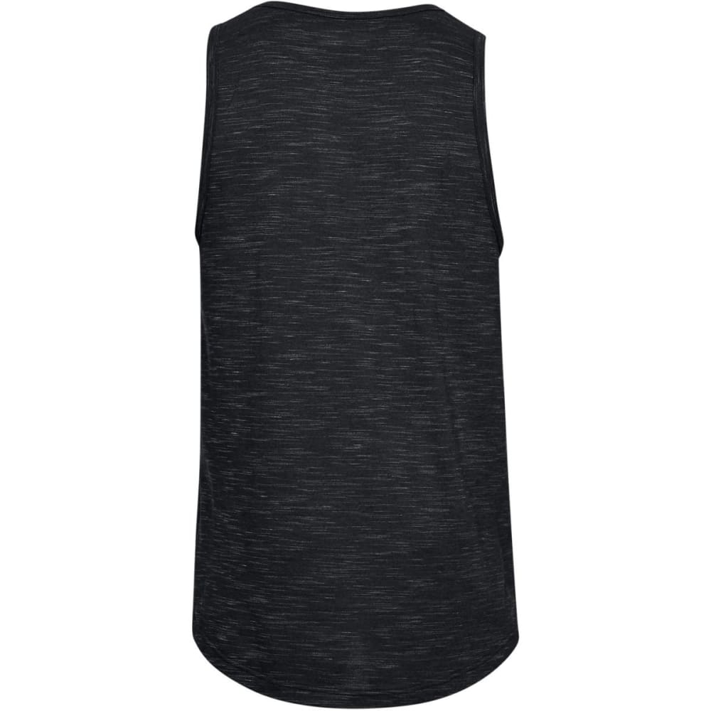 UNDER ARMOUR Men's UA Sportstyle Graphic Tank Top - BLACK-001