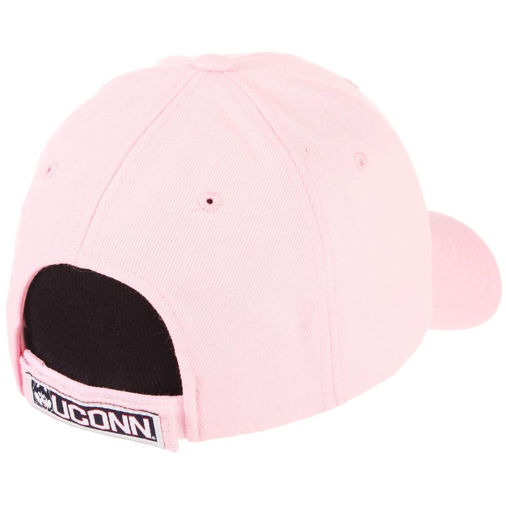 UCONN Women's Competitor Husky Adjustable Cap - PINK