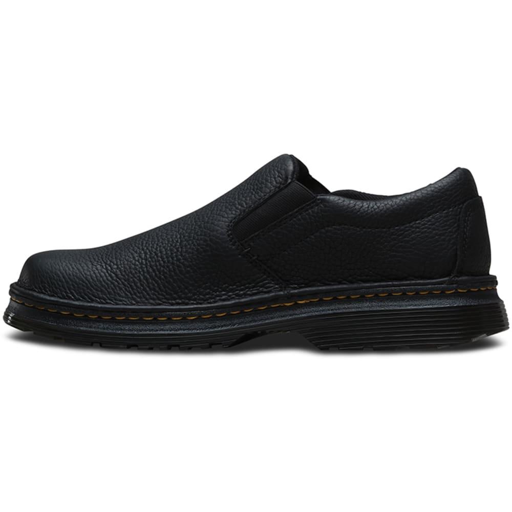 DR. MARTENS Men's Boyle Slip-On Shoes - BLACK R21096001