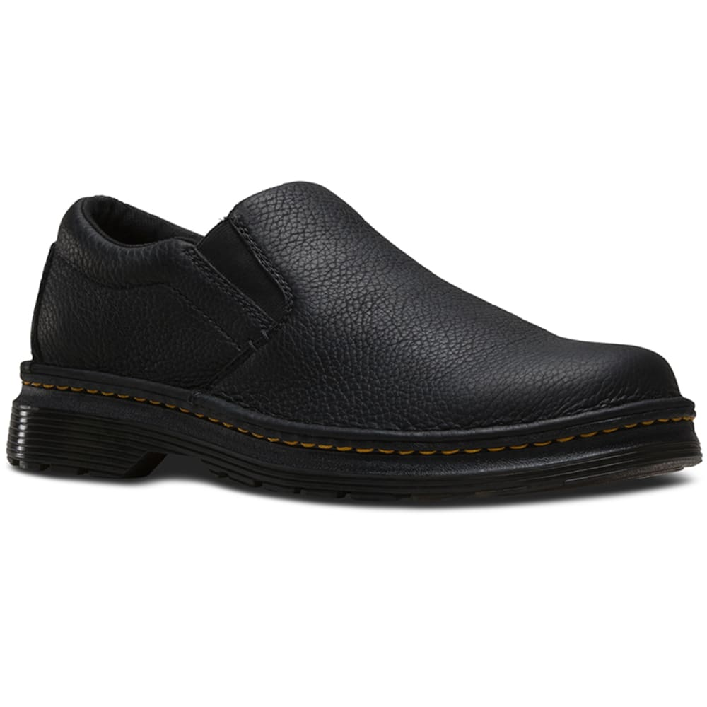 Dr. Martens Men's Boyle Slip-On Shoes - Black, 8