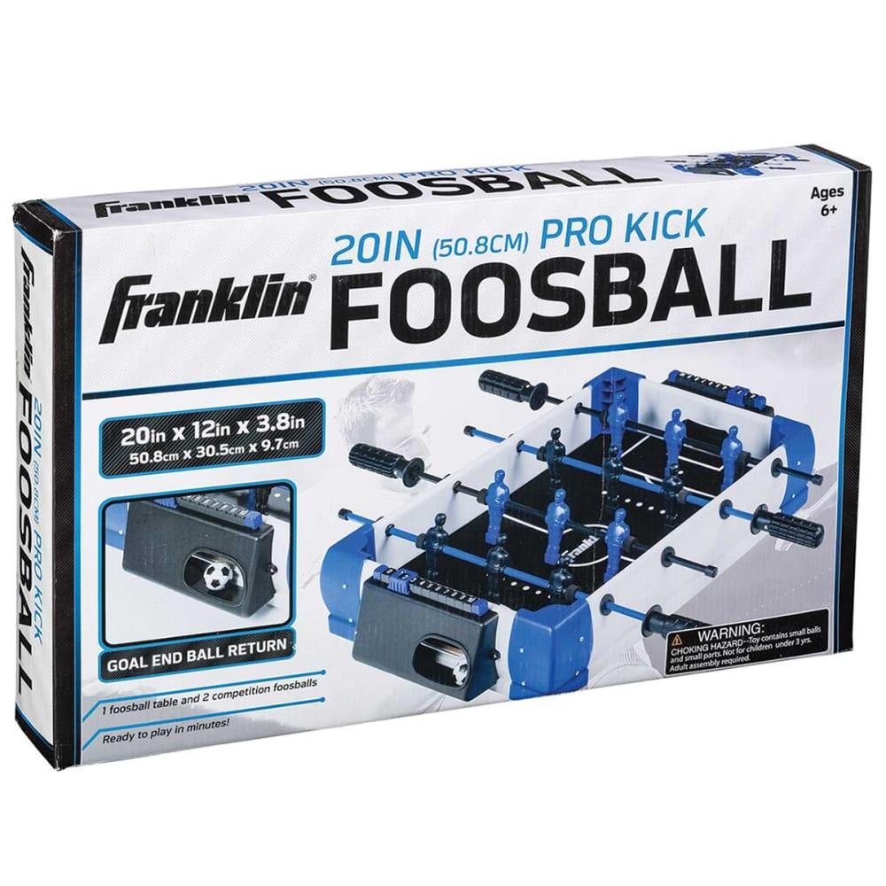 FRANKLIN 20 in. Pro Kick Foosball - NO COLOR