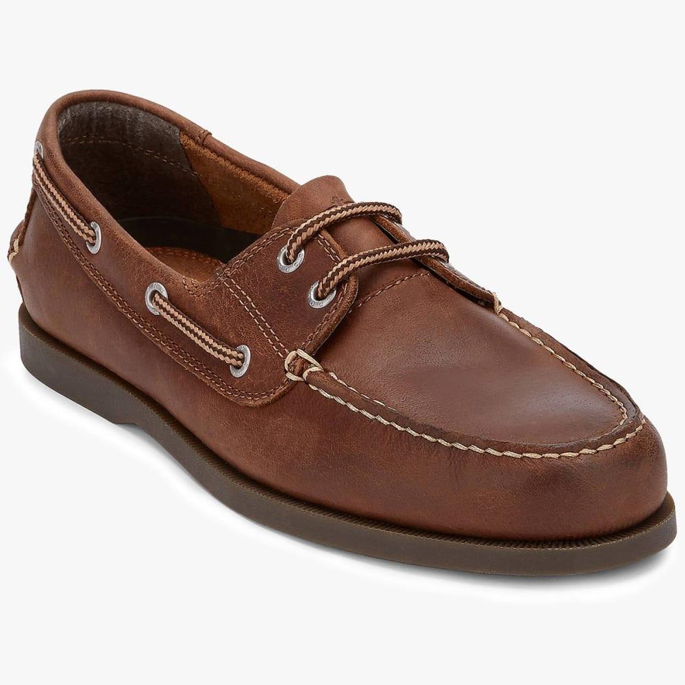 DOCKERS Men's Vargas Boat Shoes, Wide 8