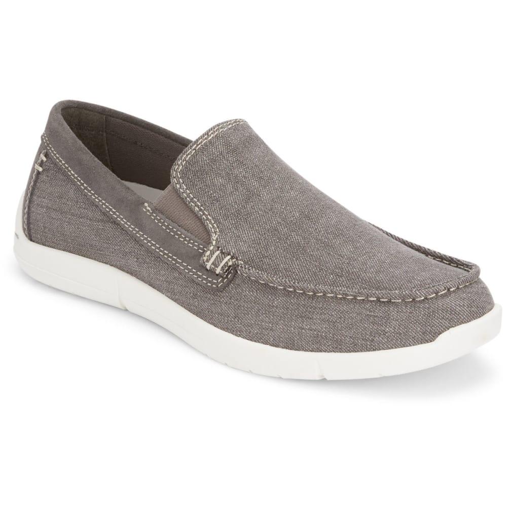 DOCKERS Men's Ashland Casual Slip-On Shoes - GREY