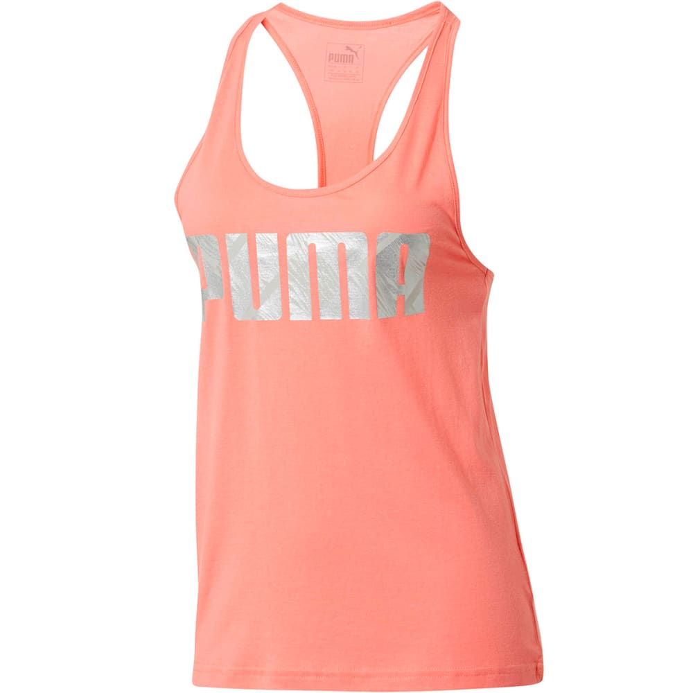 PUMA Women's Summer Tank Top - SHELL PINK-11