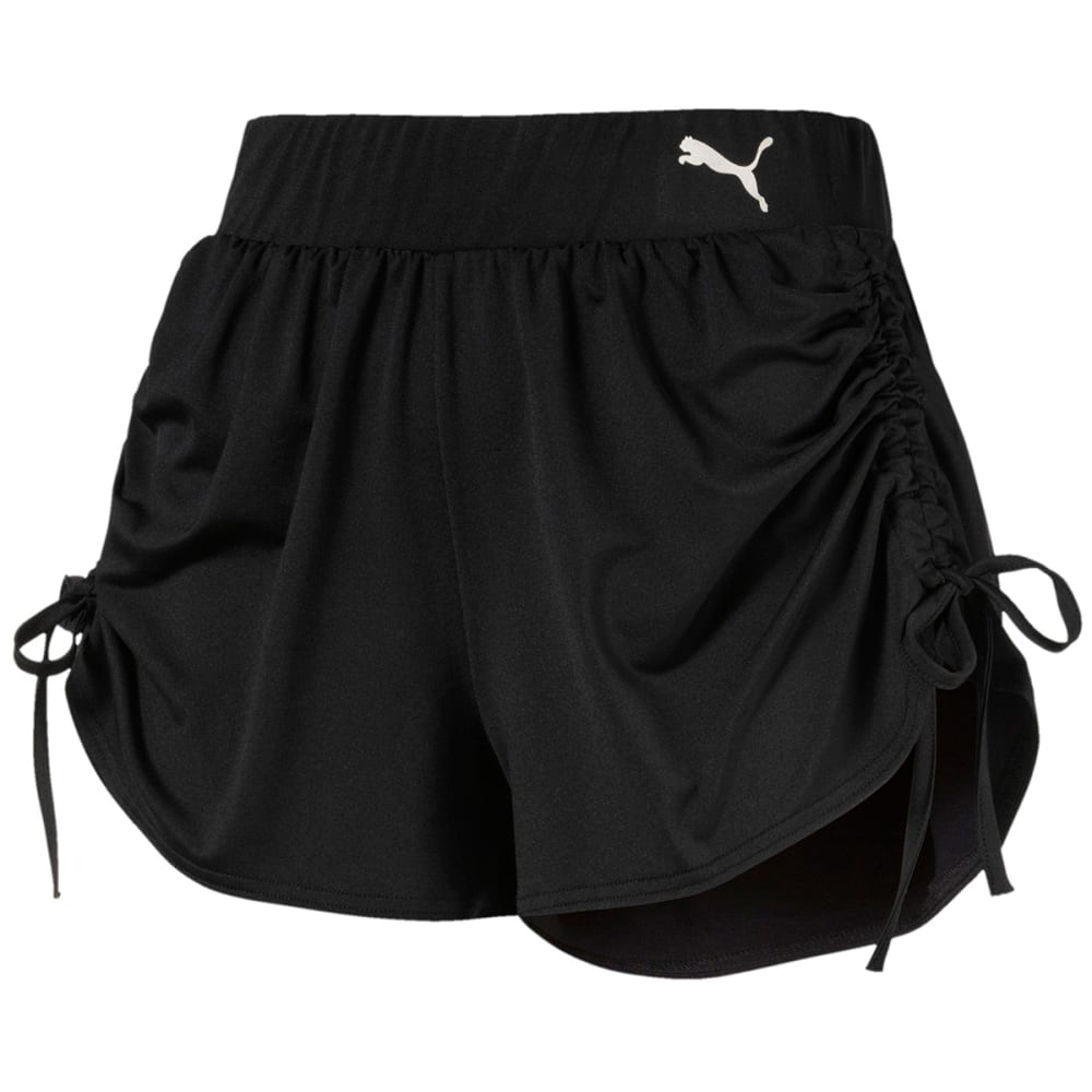 Puma Women's Transition Shorts - Black, S