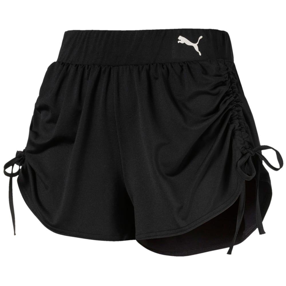 PUMA Women's Transition Shorts - BLACK-001