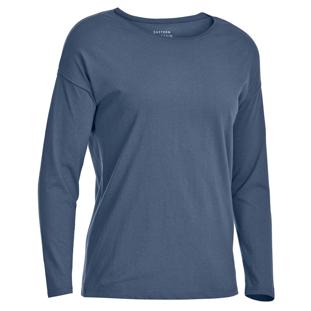 EMS® Women's Scoop Knit Long-Sleeve Tee - VINTAGE INDIGO