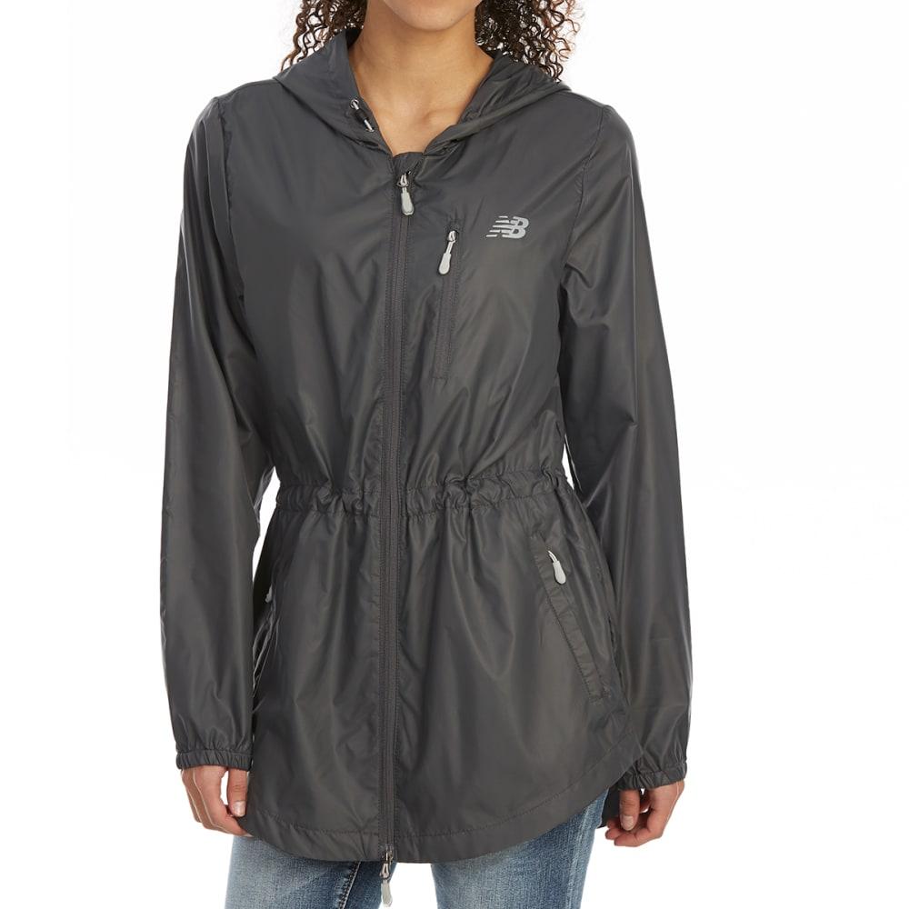 NEW BALANCE Women's Poly Cire Anorak Jacket S