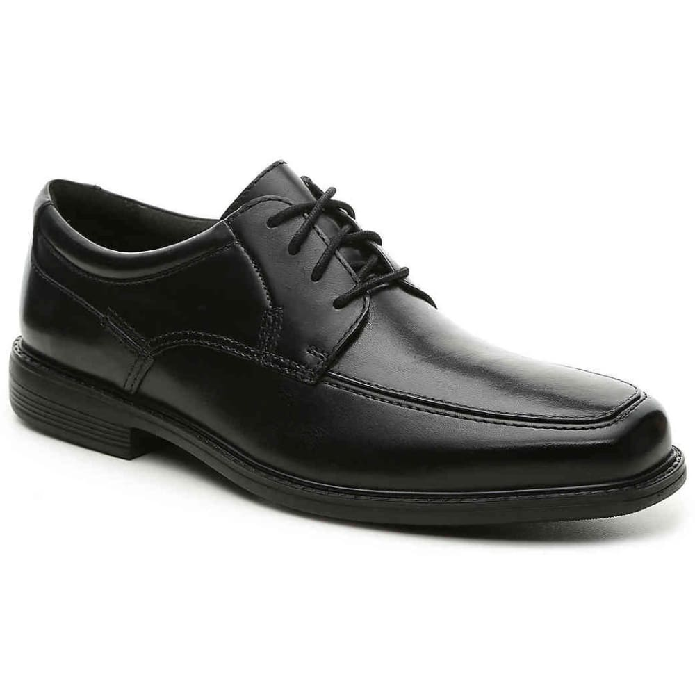 BOSTONIAN Men's Ipswich Apron Lace-Up Oxford Shoes - BLACK