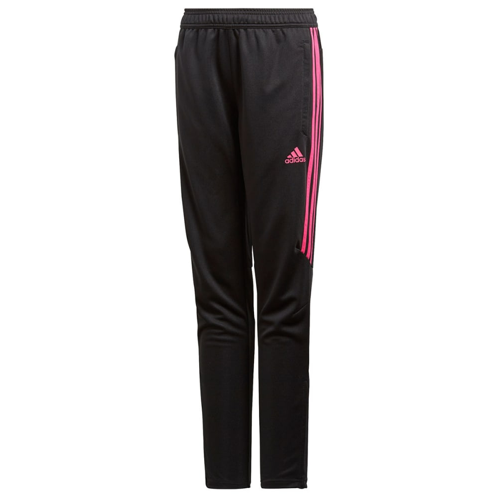 Adidas Big Girls Tiro 17 Training Pants - Black, S