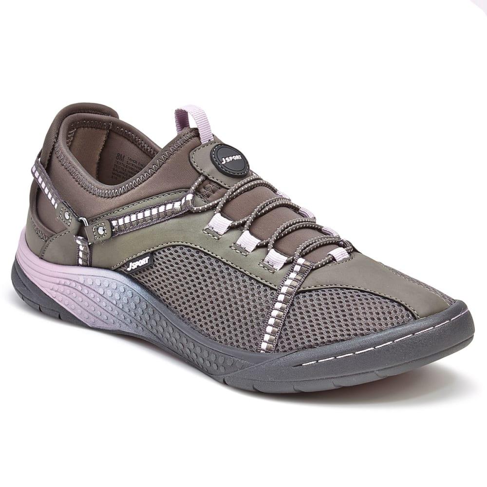 JSPORT Women's Tahoe Encore Sneakers - DK GRY-SJ18TAH26