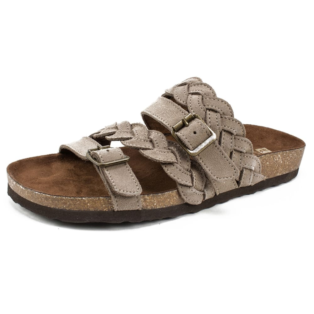 WHITE MOUNTAIN Women's Holland Sandals - TAUPE