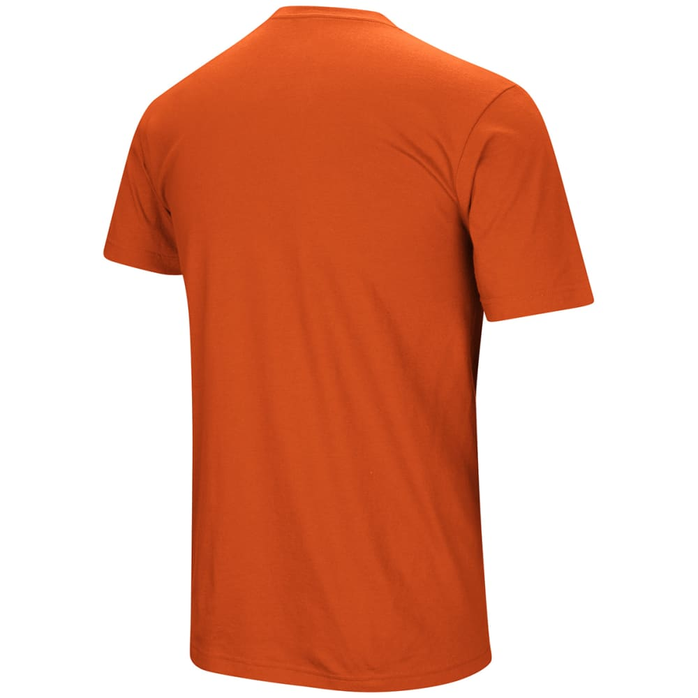 NEW YORK METS Men's UA Performance Arch Tee - ORANGE