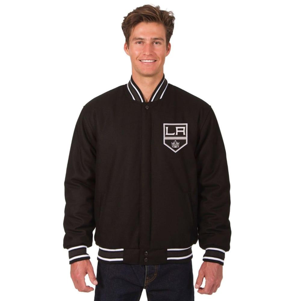 LOS ANGELES KINGS Men's Reversible Wool Jacket S