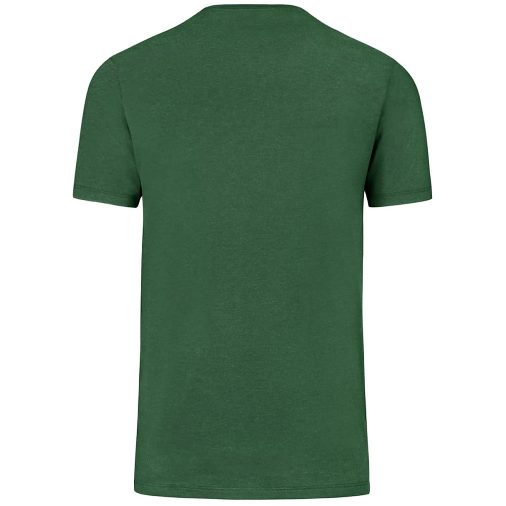 BOSTON CELTICS Men's Shamrock Logo '47 Club Short-Sleeve Tee - GREEN