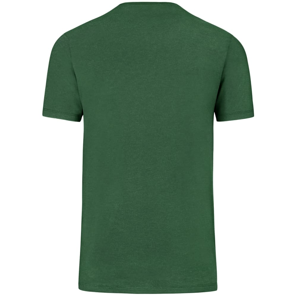 BOSTON CELTICS Men's Logo Man '47 Club Short-Sleeve Tee - GREEN