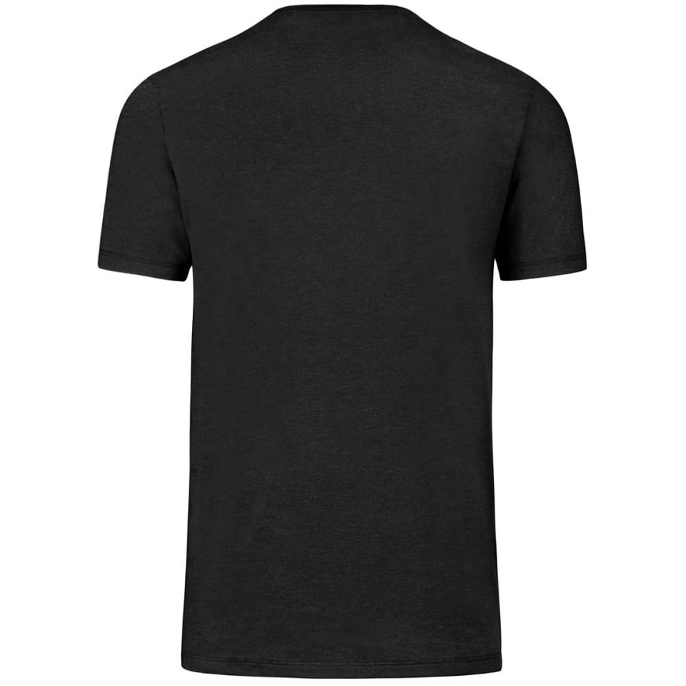 BOSTON CELTICS Men's Wordmark '47 Club Short-Sleeve Tee - BLACK