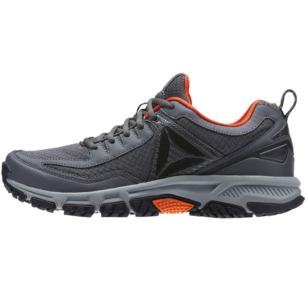 REEBOK Men's Ridgerider Trail 2.0 Trail Running Shoes - GREY