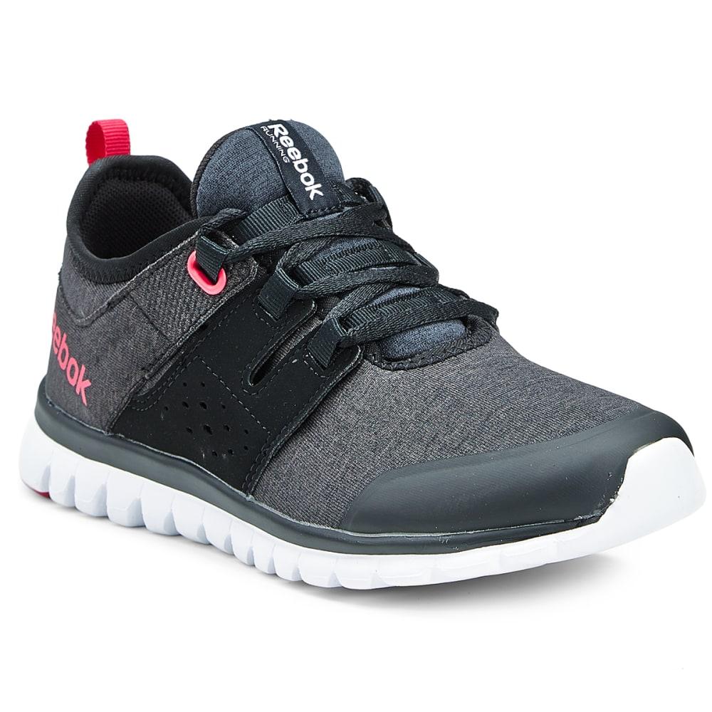 REEBOK Women's SubLite Authentic 2.0 MT Running Shoes, Black - BLACK