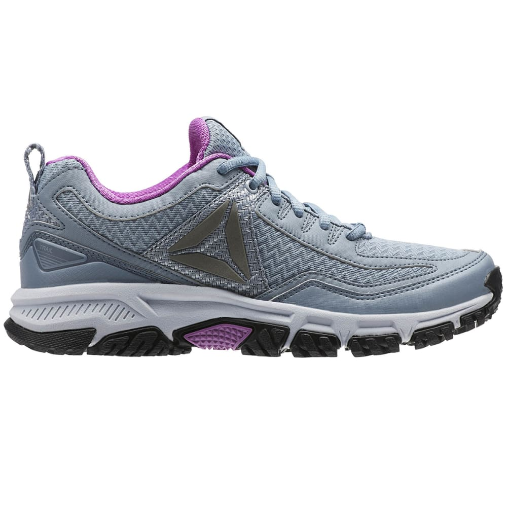 REEBOK Women's Ridgerider Trail 2.0 Trail Running Shoes - GREY