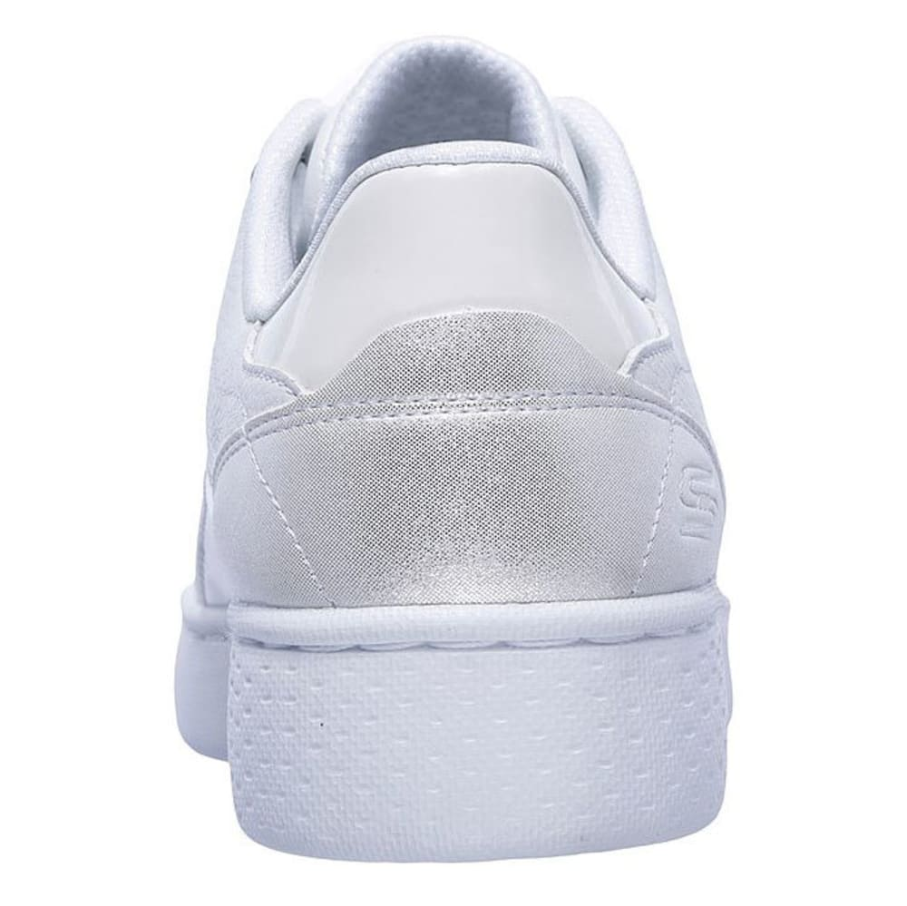 SKECHERS Women's Super Cup Sneakers, White - WHITE