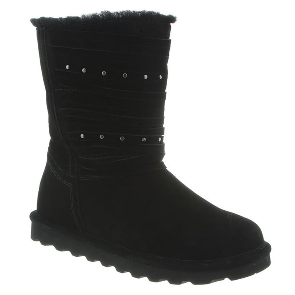 Bearpaw Women's Kennedy Boots - Black, 5