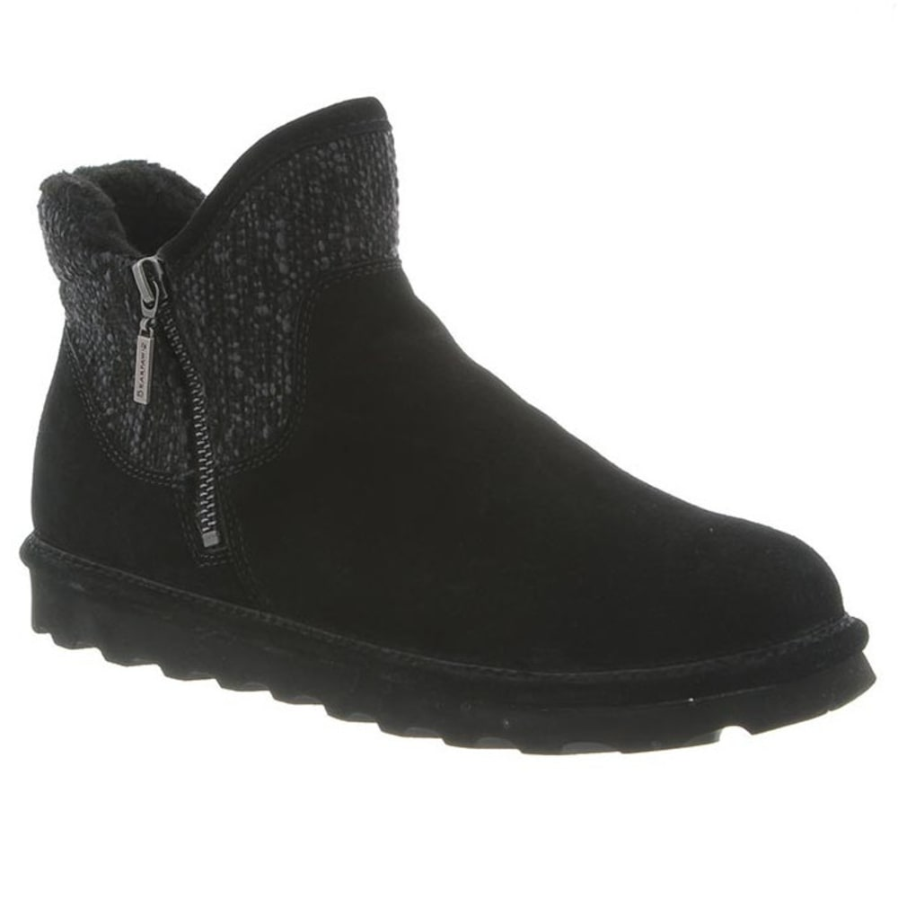 Bearpaw Women's Josie Boots - Black, 9